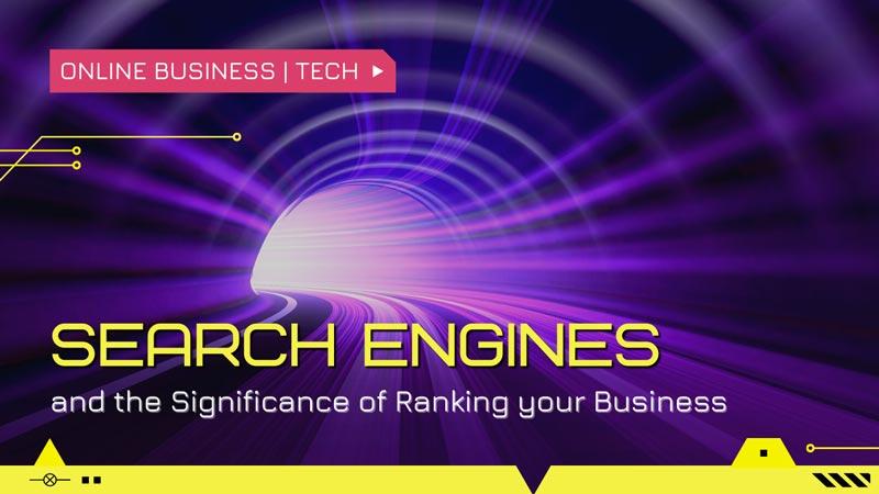 Search Engine Tech