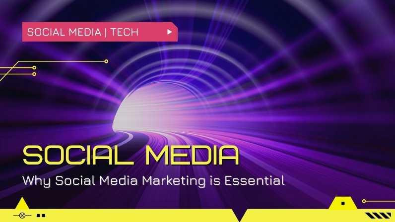 Why Social Media Marketing is Essential